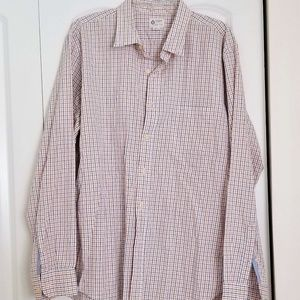 Long Sleeved J.Crew Plaid Button Down